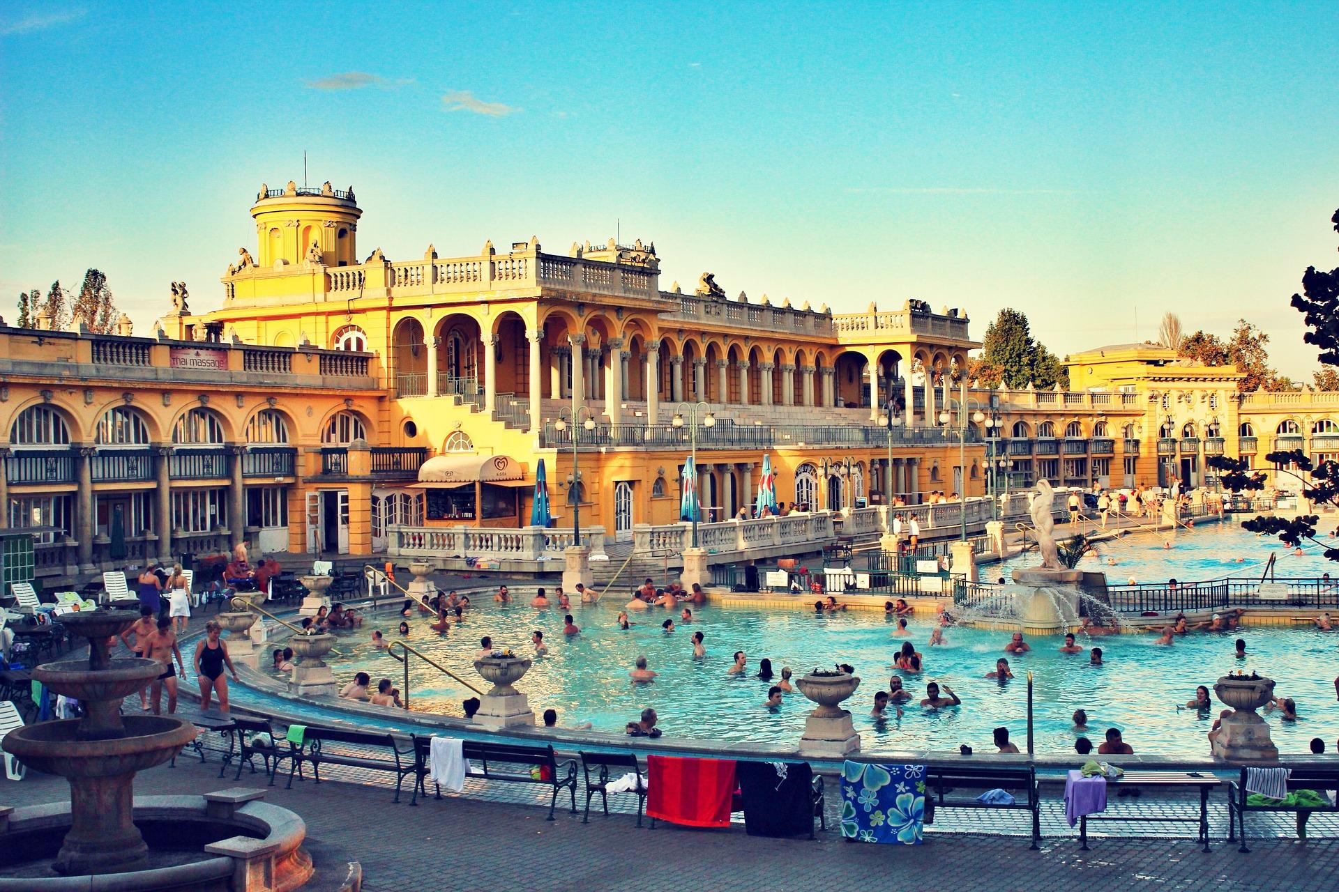 budapest, ferie, turist, rejse, rejseguide, oplevelser, seværdigheder, termiske bade