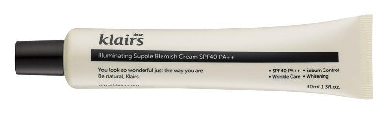 bb cream klairs-illuminating-supple-moisturising-bb-cream-against-imperfections
