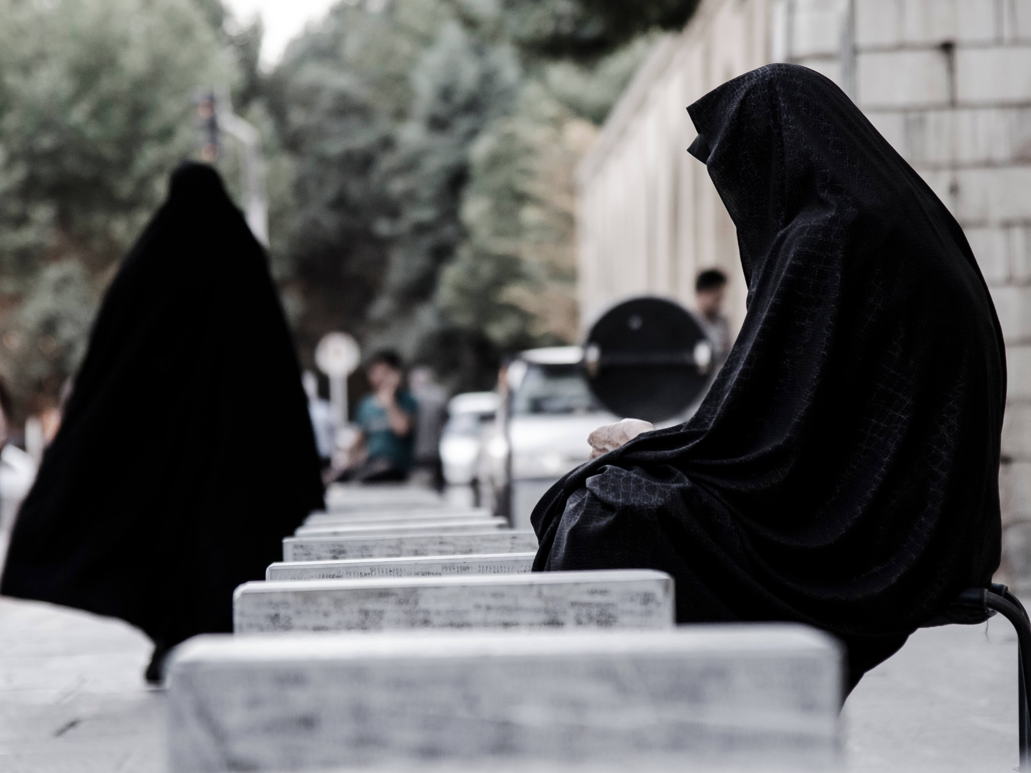 Burka, niqab