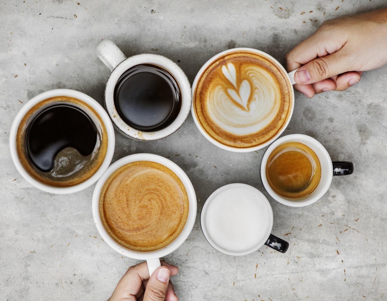 Kaffe, caffelatte, cappucino, coffee, koffein