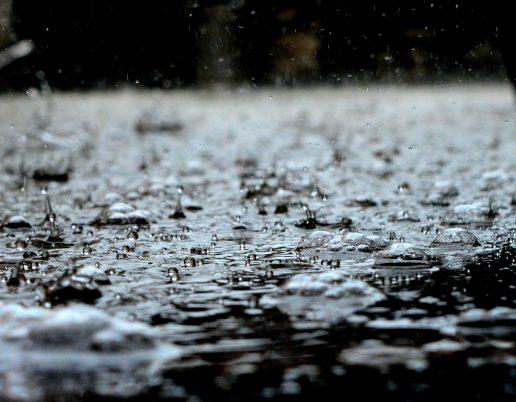 Vejr, regn, regnvejr, skybrud, vand, sommer, efterår,