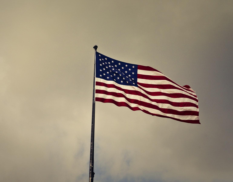 USA, flag, america, trump