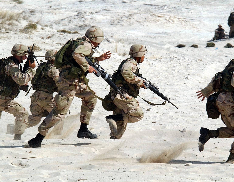 Militæret, soldat, soldater