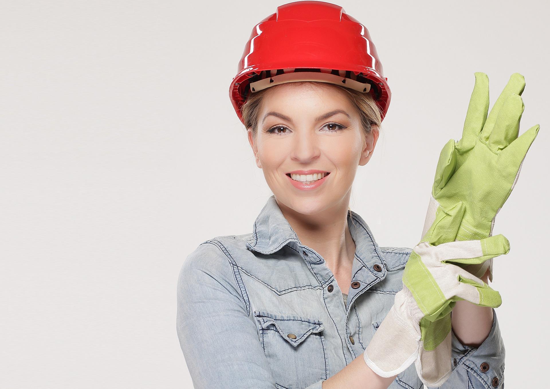Flere kvinder i toppen af byggebranchen