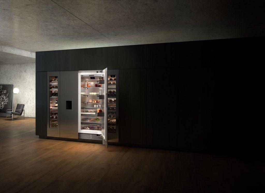 gaggenau køleskab vinkøleskab luksus