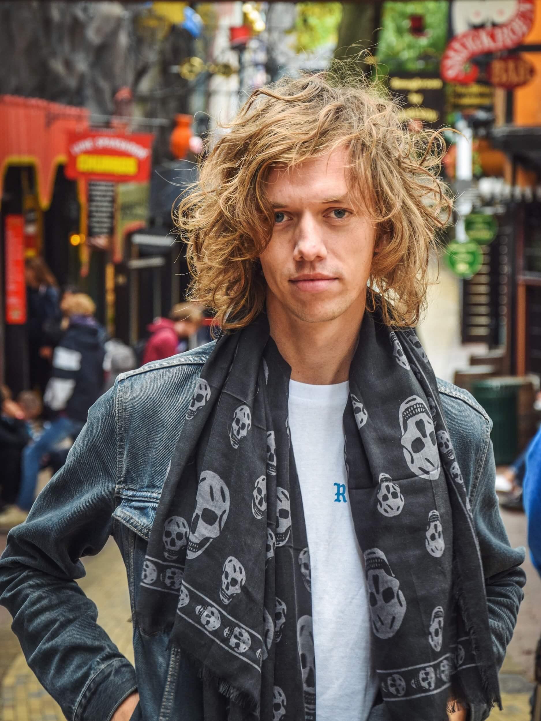 Carl Emil Petersen 2018 (Foto: Tivoli PR)