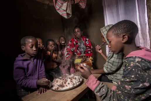 Global sult stiger fortsat