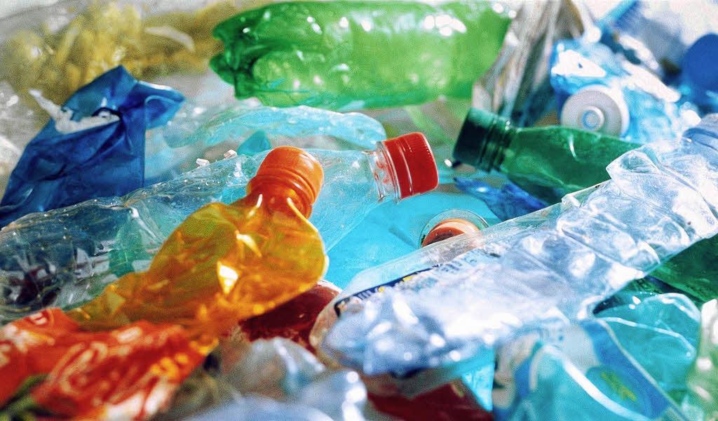 plastik forurening klima