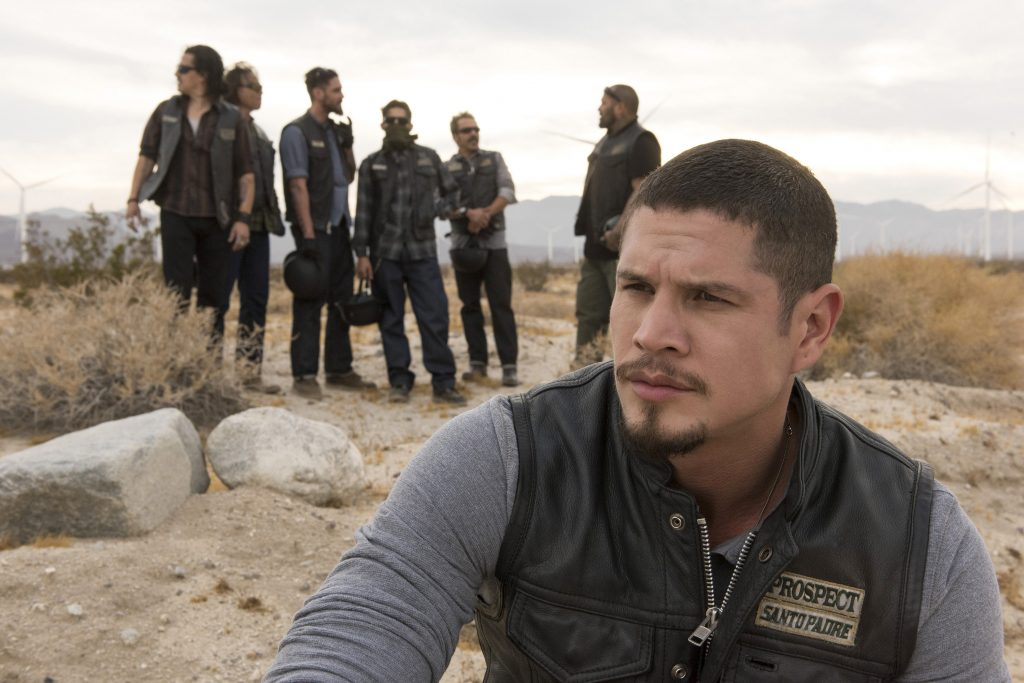 MAYANS M.C. -- Pictured: JD Pardo as EZ Reyes. CR: Prashant