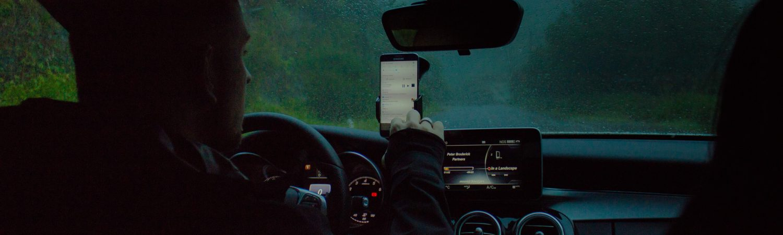 Hver femte dansker vil forbyde mobiltelefonen i trafikken