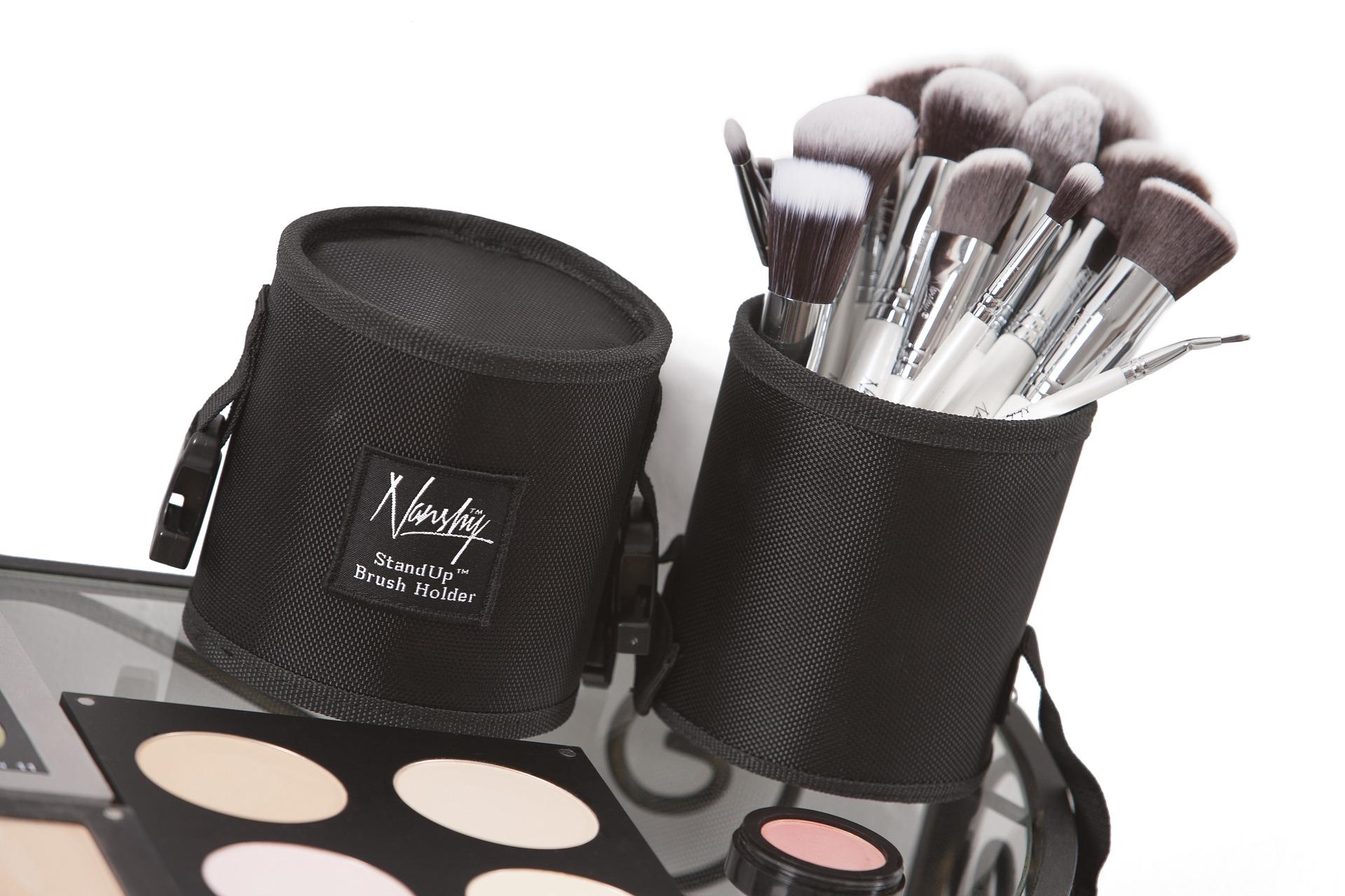 børster, makeup, pleje, skønhed, skønhedsprodukter, organizers, beauty, pleje, personlig pleje, opbevaring, beautyprodukter, makeup