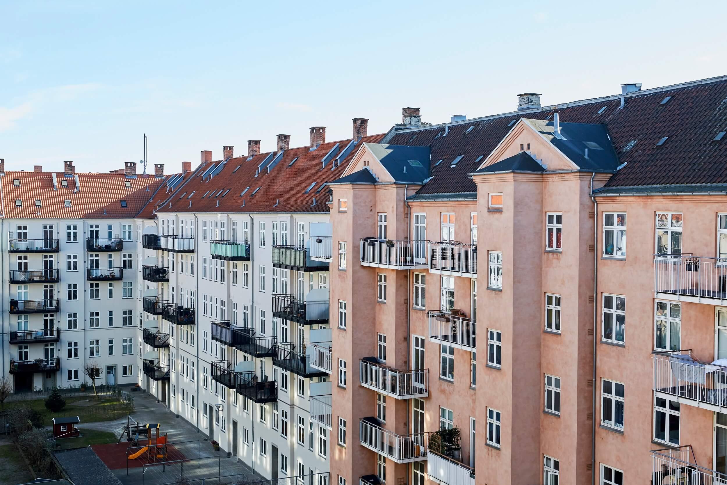 Udbuddet af lejligheder stiger 30 procent i hovedstaden