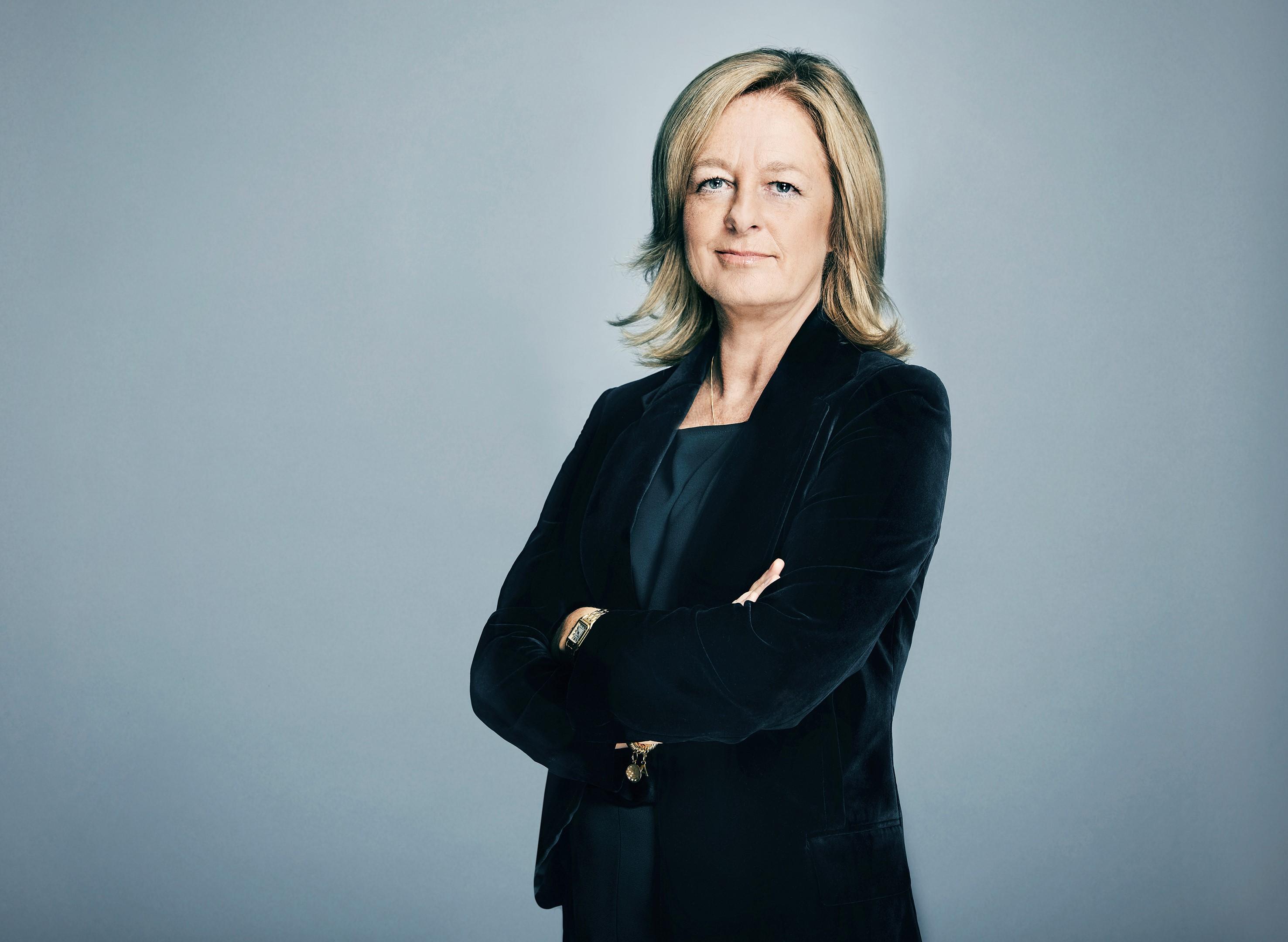 Allison Kirkby tiltræder som ny administrerende direktør i TDC Group