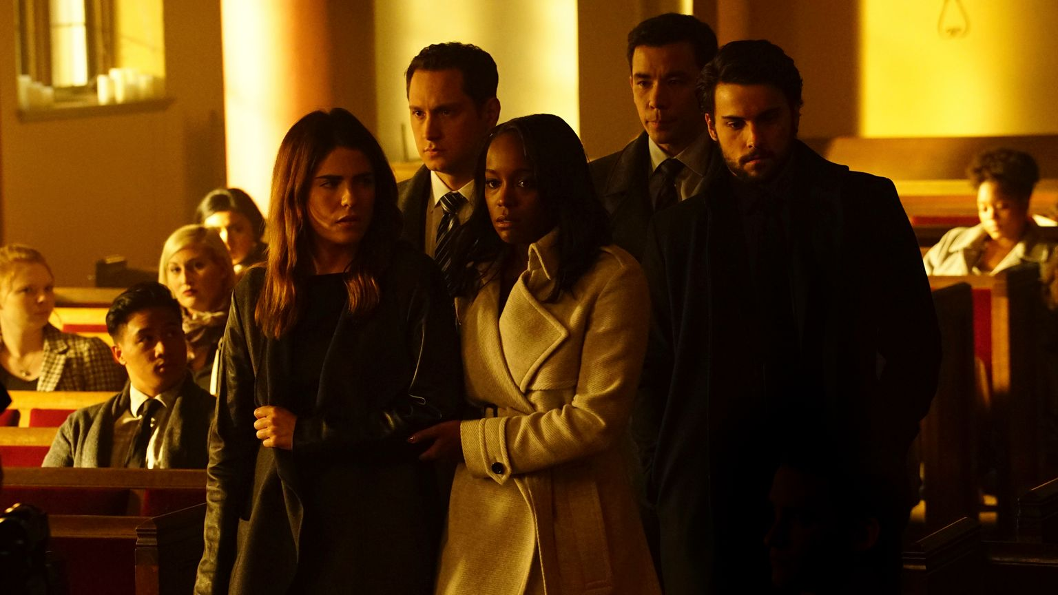 efterår, serieguide, serie tvserie, krimi, krimiserie, abc, how to get away with murder, streaming, streaming guide