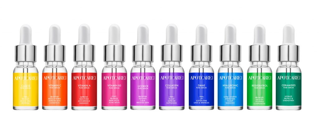 apotcare PURE SERUMS FULL COLLECTION