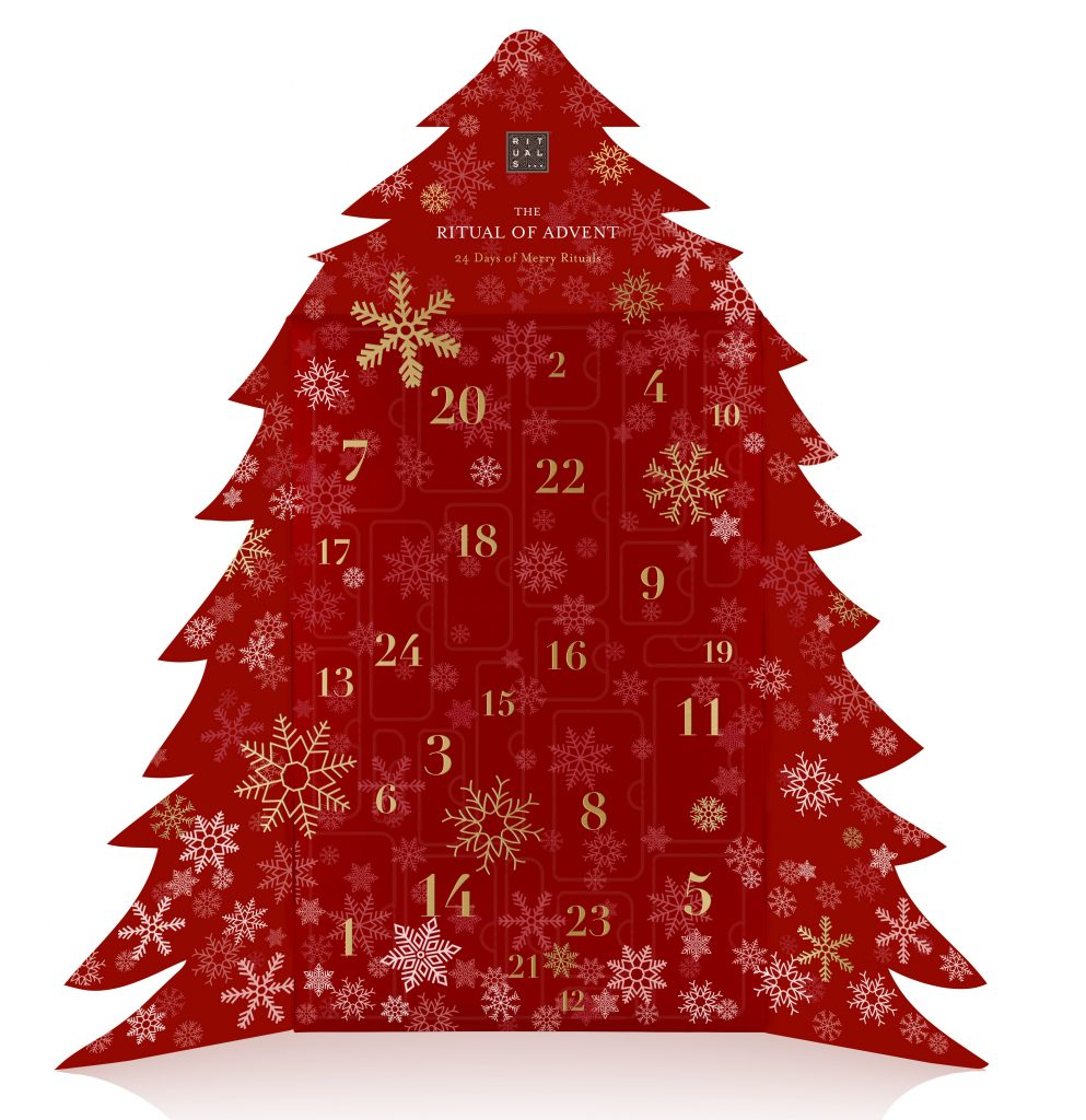 RITUALS-Rituals_Julekalender pakkekalender jul