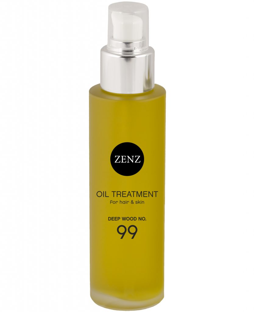 ZENZ-99 Oil Treatment Deep Wood hårolie