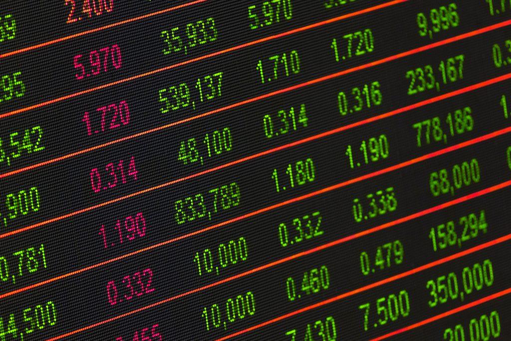 valutahandler stock exchange børsmægler (FOto: Pxhere)