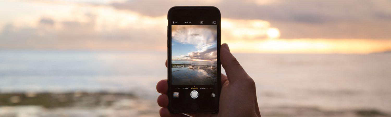 himmel mobil smartphone foto havet (Foto: Pxhere)