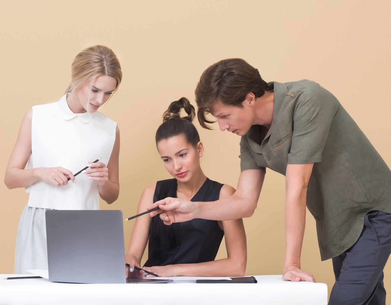 Arbejde skole studie computer online