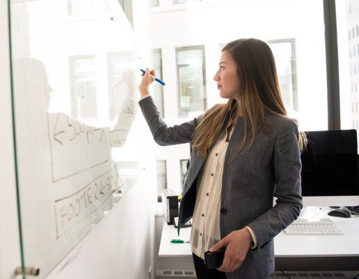 Bestyrelsesformænd har svært ved at finde kvinder