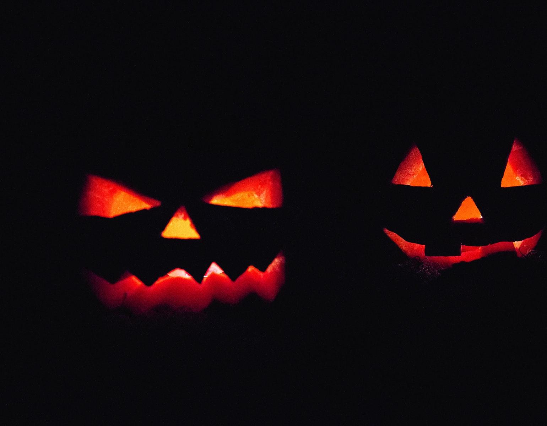 gys gyser uhygge uhyggeligt halloween græskar