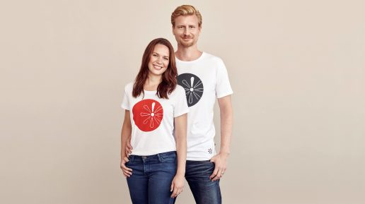 Knæk Cancer T-shirt