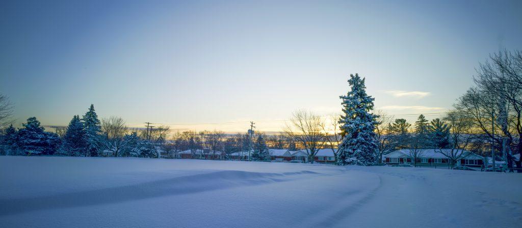 sne vinter kulde landskab (Foto: Pxhere)