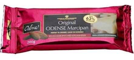 odense-marcipan opskrift marcipan