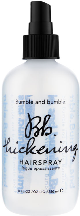 bumle and bumble hårspray hairspray