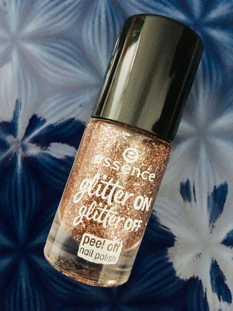 essence neglelak glitter