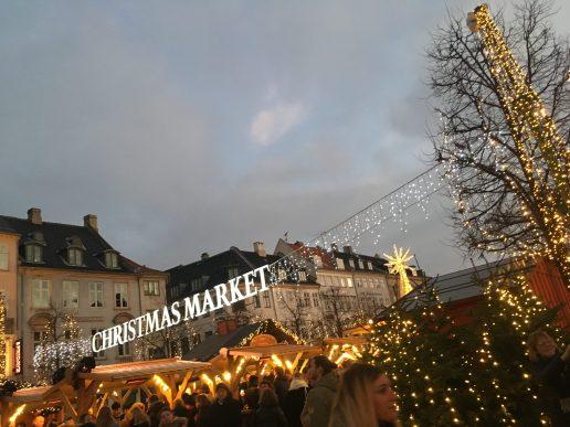 Julemarked på Højbro Plads