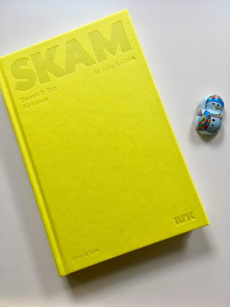 skam bog norsk serie (Foto: MY DAILY SPACE)