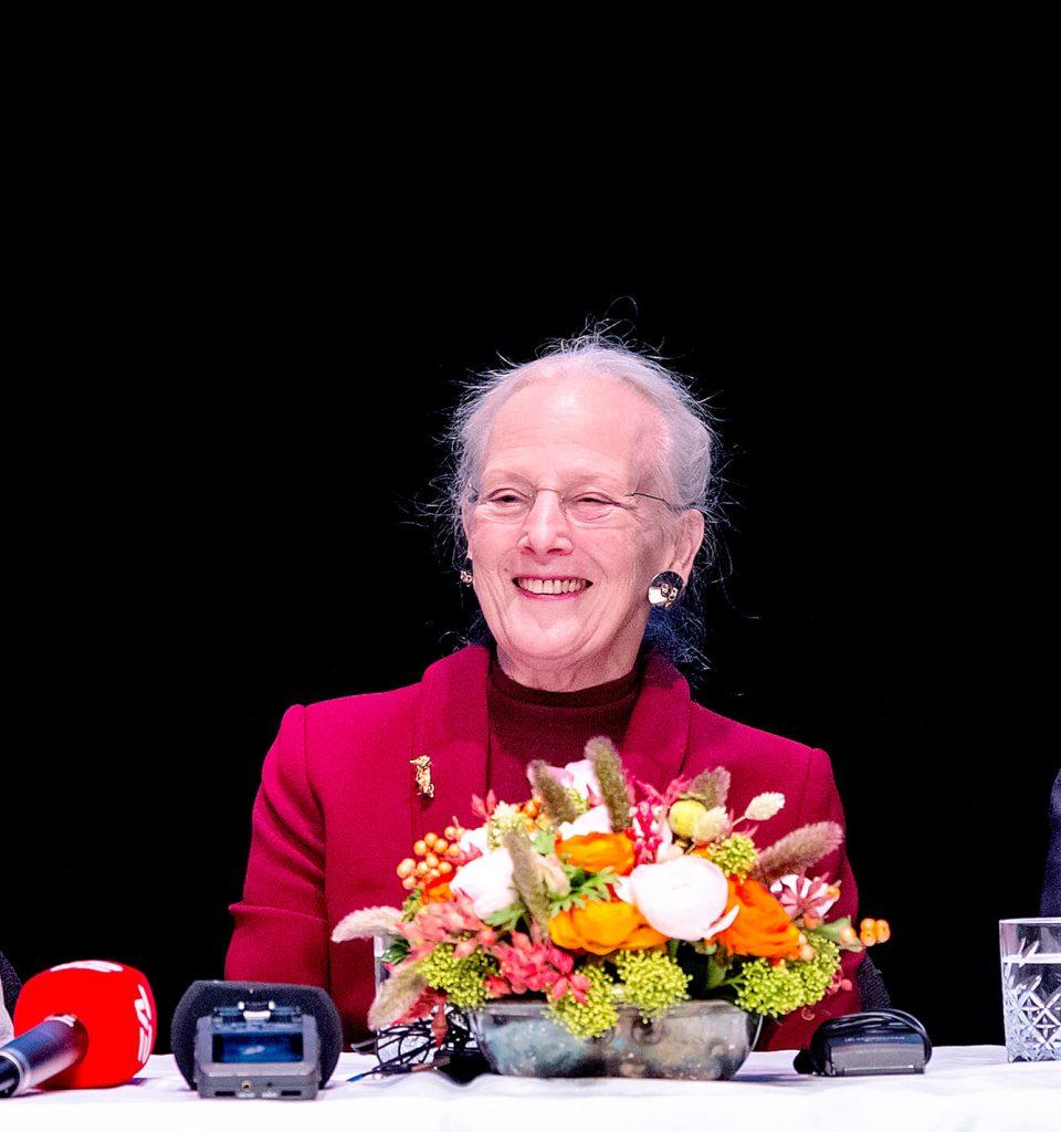 Dronning Margrethe og Oh Land i nyt samarbejde