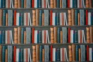 bog bøger bogreol (Foto: Pexels)