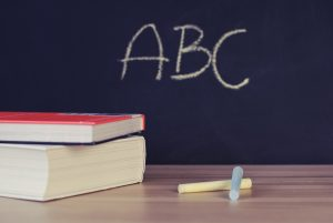 skole abc parathed klumme (Foto: Pxhere))