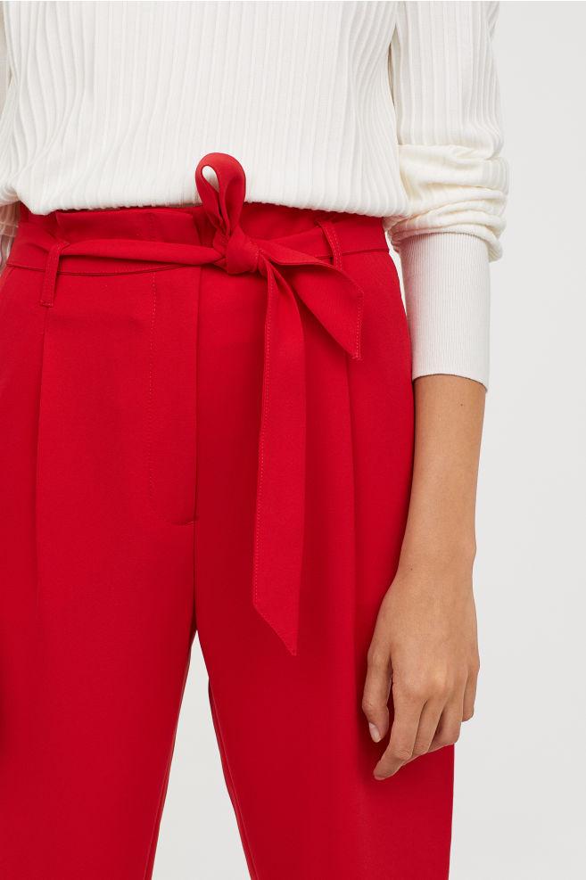 h&m hennes og mauritz mode bukser