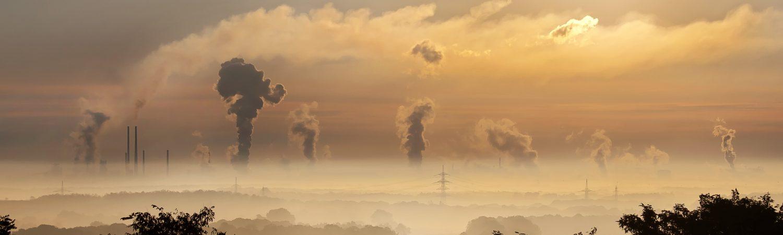 Luftforurening, klima, co2