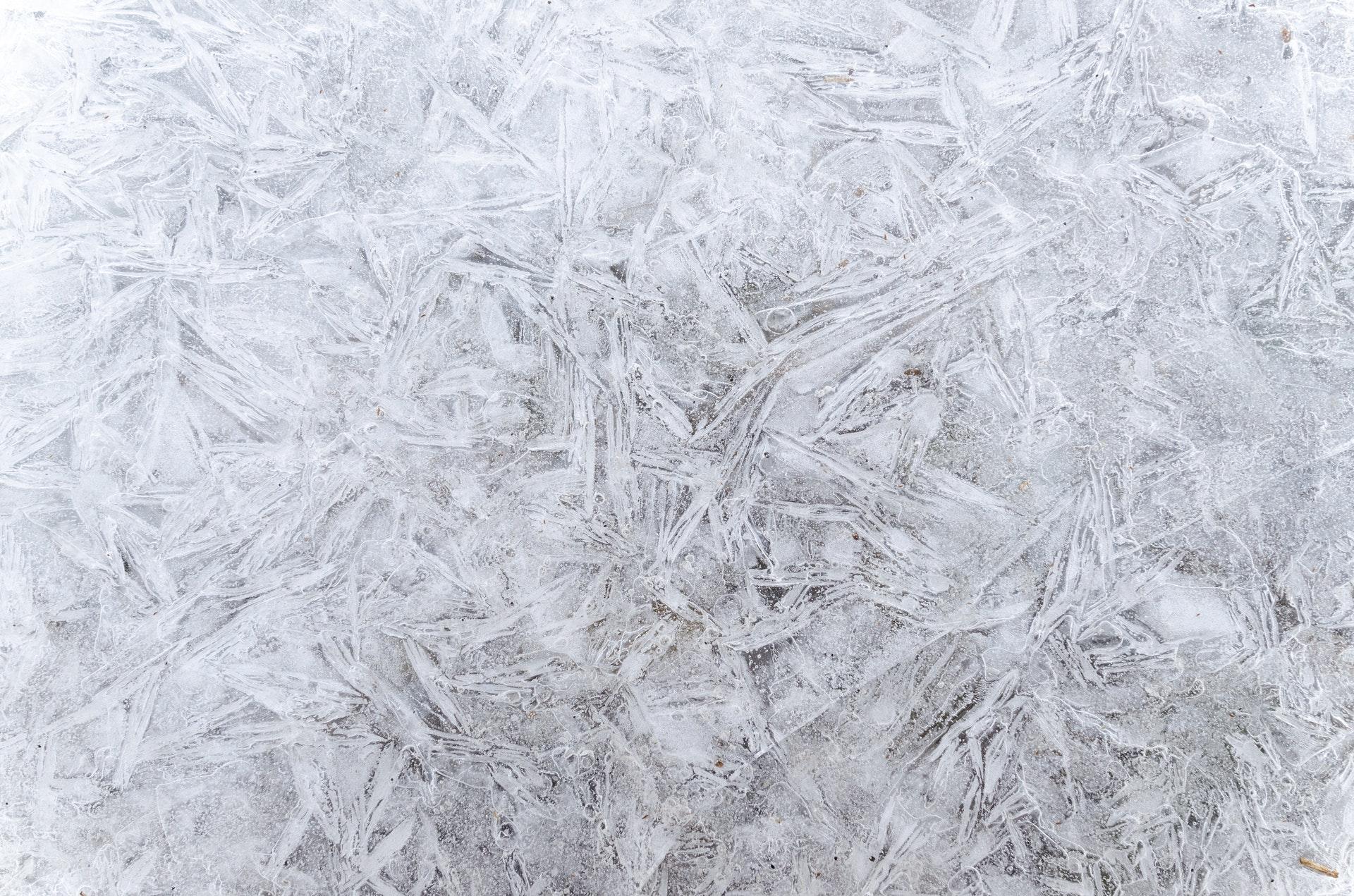 Vinter frost kulde sne december november januar