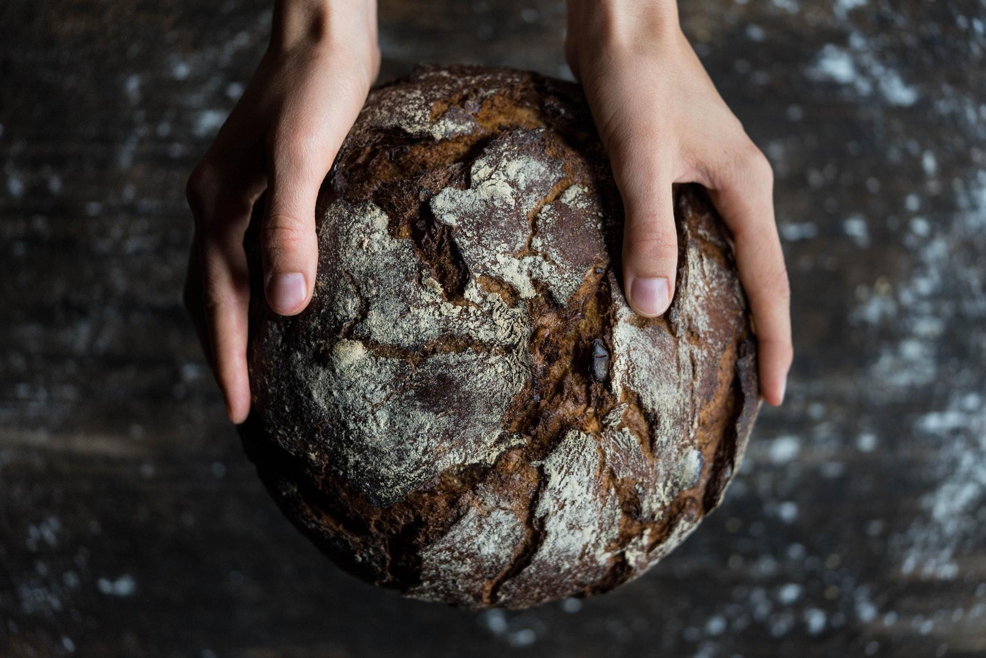 fuldkorn, brød, korn, mad, sundt, sundhed