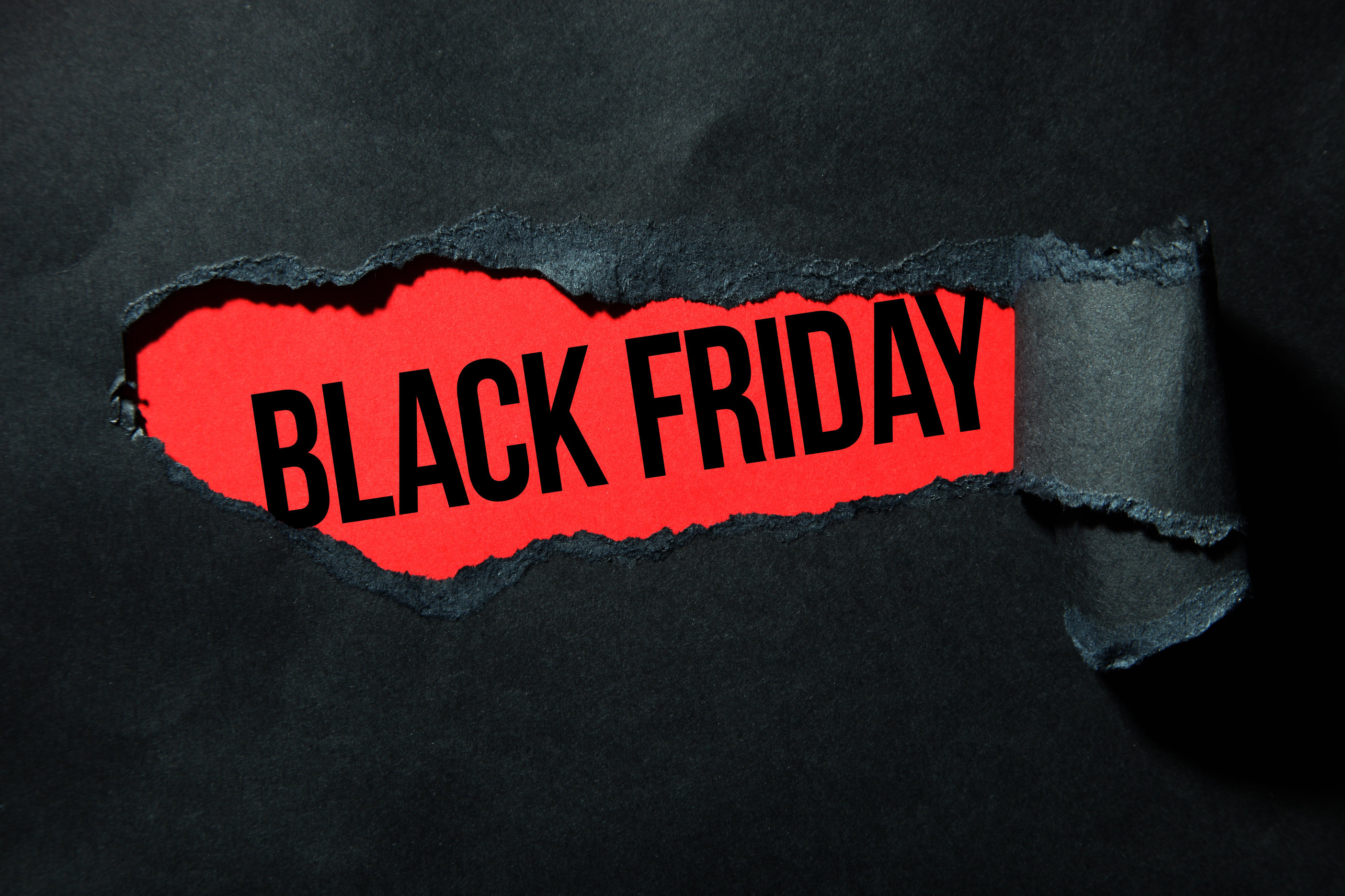 Black friday, shopping, online