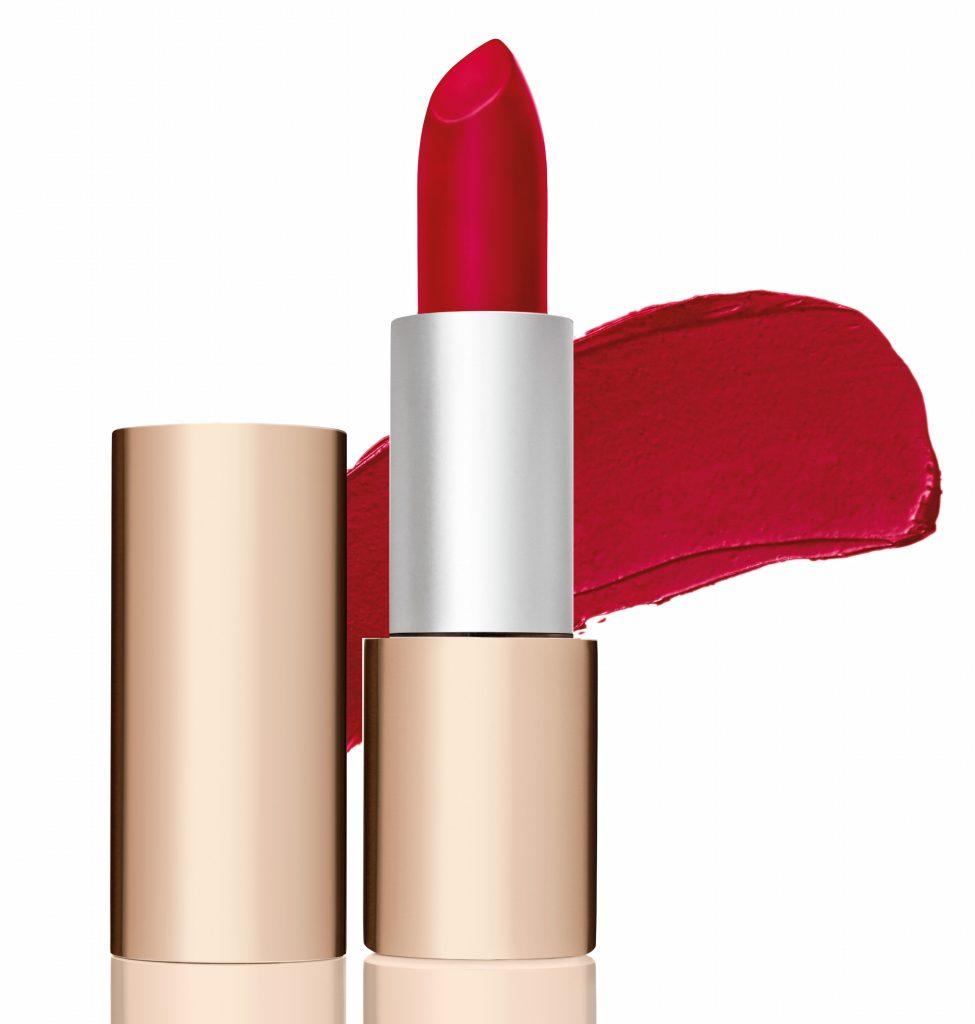 jane iredale læbestift rød