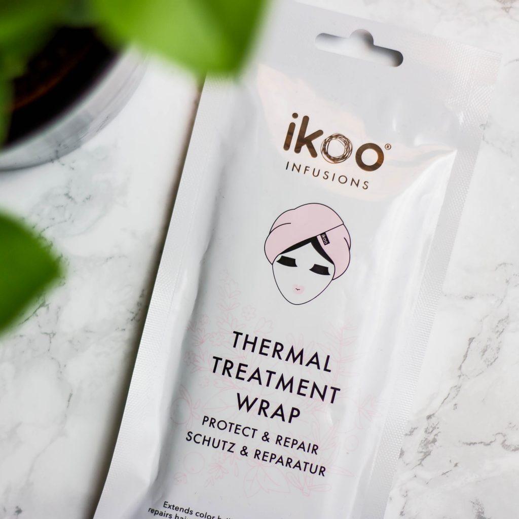 ikoo-treatmentwrap maske hårmaske