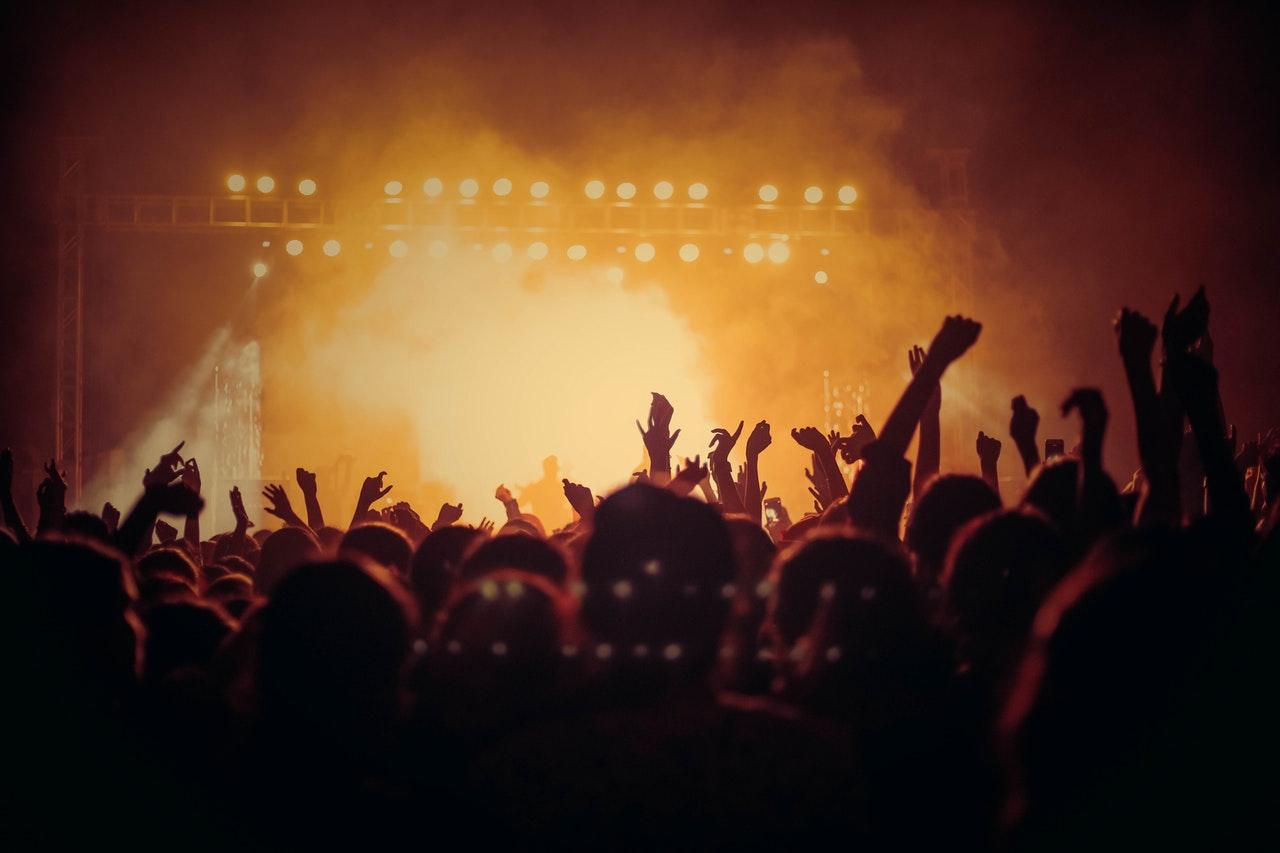 koncerter, stjerner, musikere, 2018, nytår