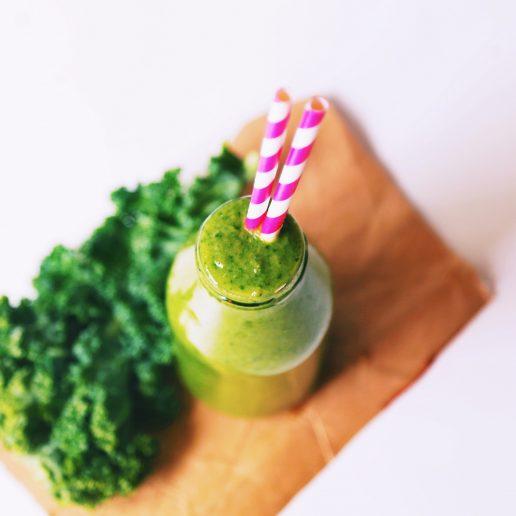 Grøntsagssmoothie, grøntsager, grønt, smoothie, sundt, sundhed, tømmermænd