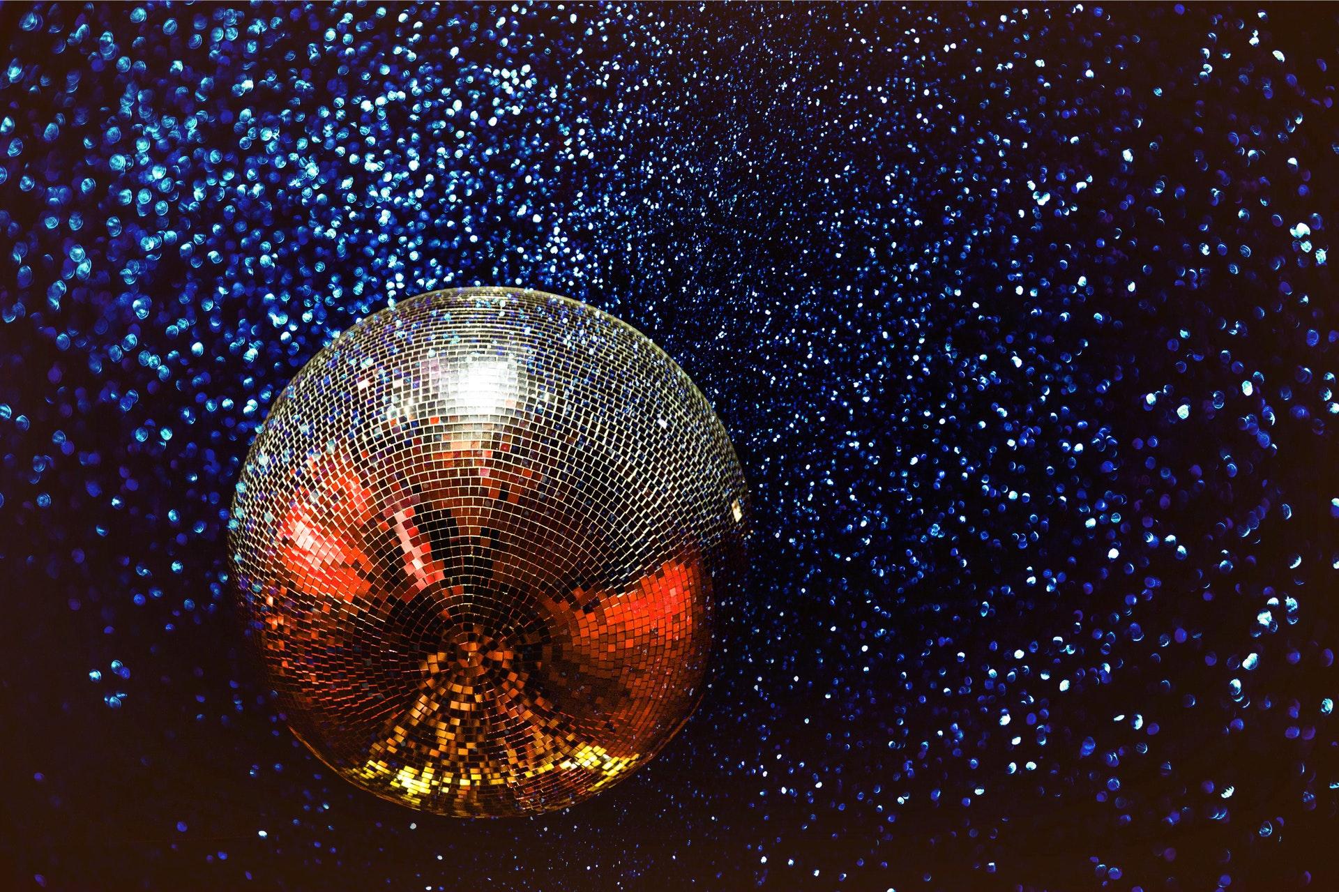 Disko, fest, musik