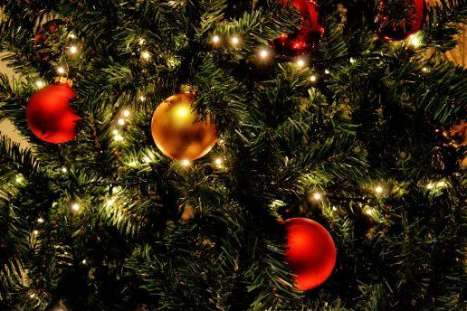 jul juletræ julekugler (Foto: Pxhere)