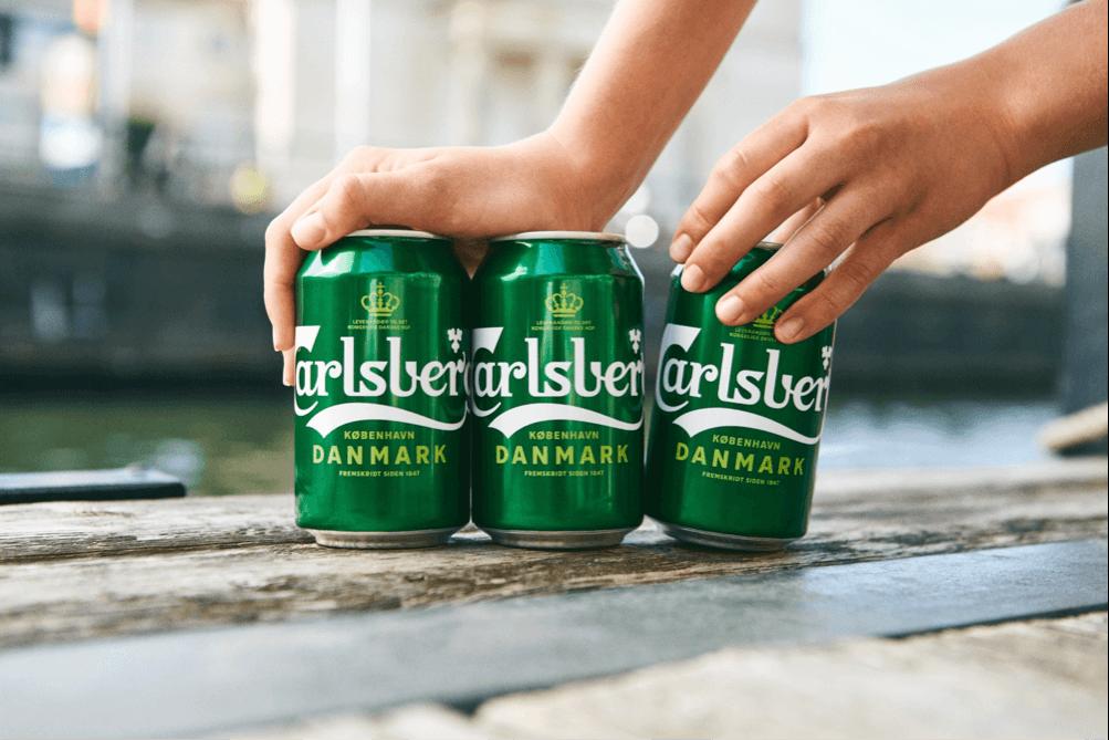 Carlsberg, øl, alkohol
