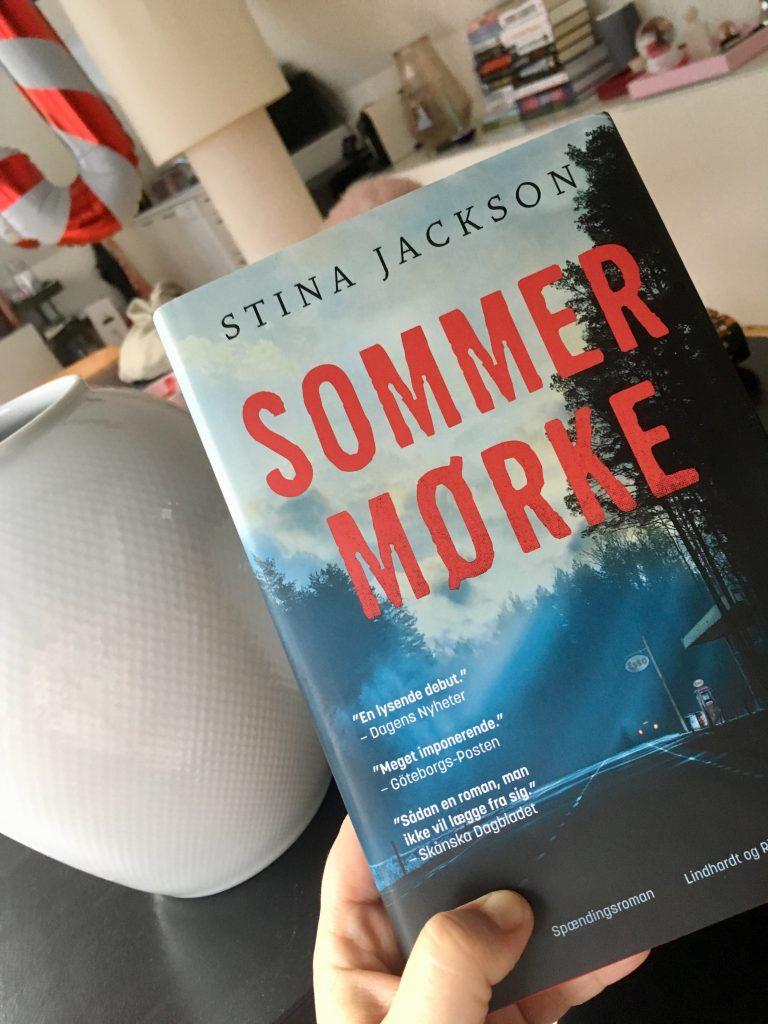 sommermørke bog stina jackson