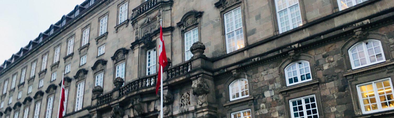 christiansborg københavn folketinget politik (Foto: My Daily Space)